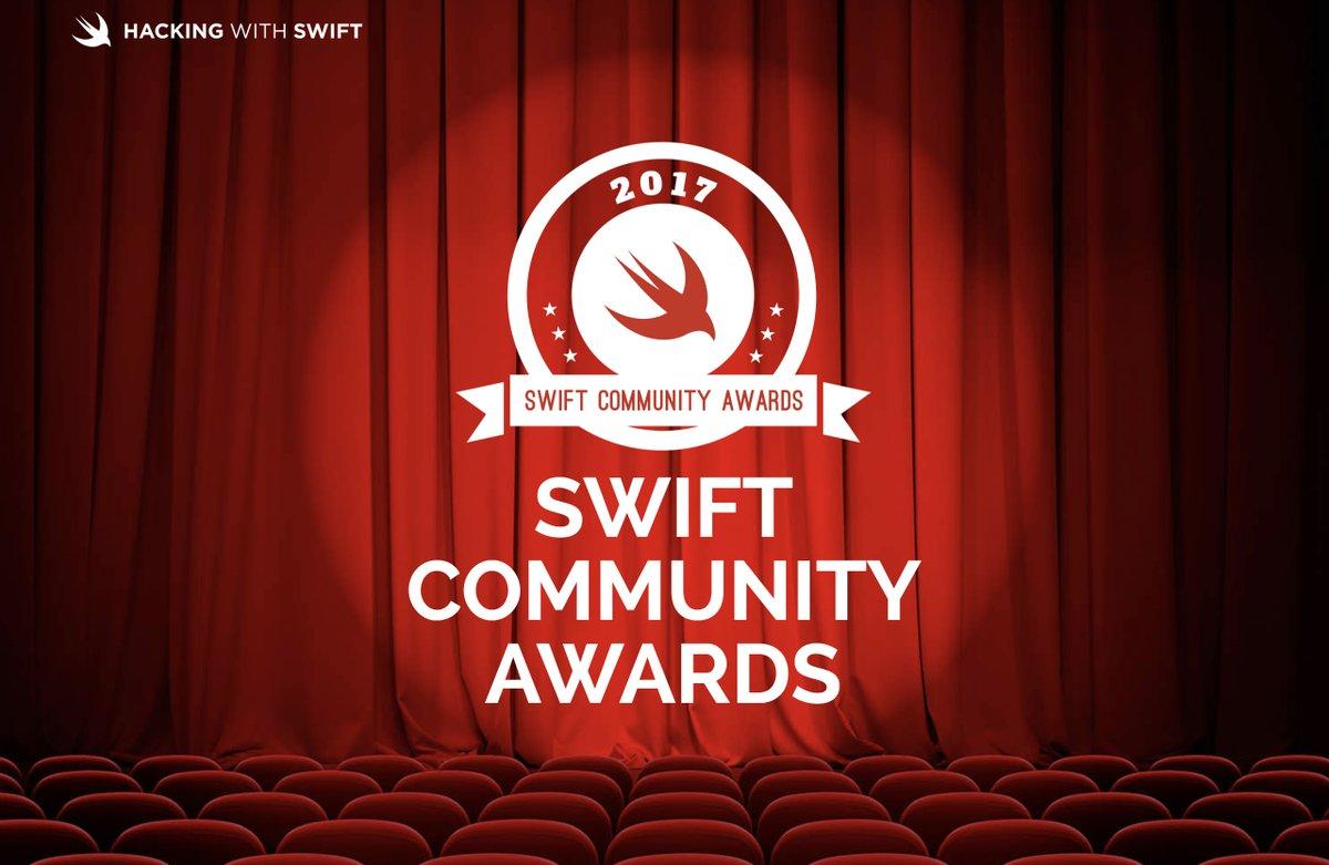 swift community awards