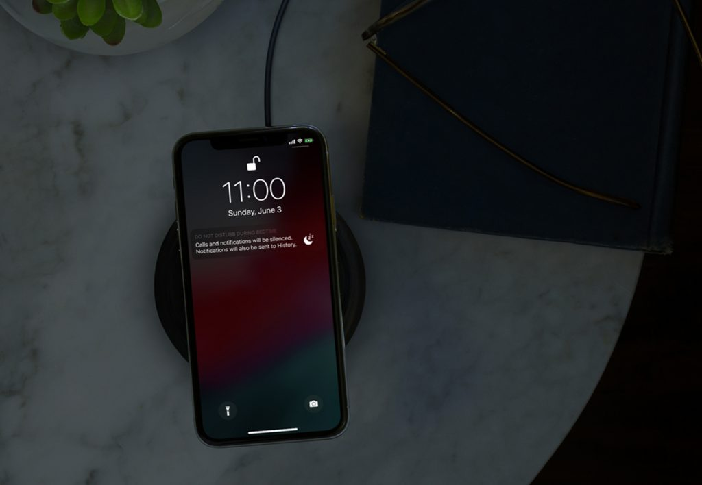 Push Notifications in iOS 12 - Bedtime Mode
