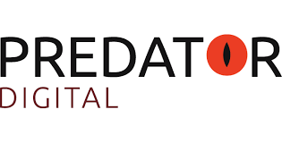 predator digital company logo