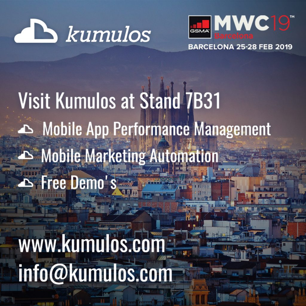 mobile world congress 2019 Kumulos