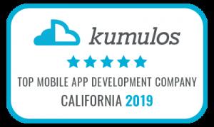 top mobile app development companies california 2019