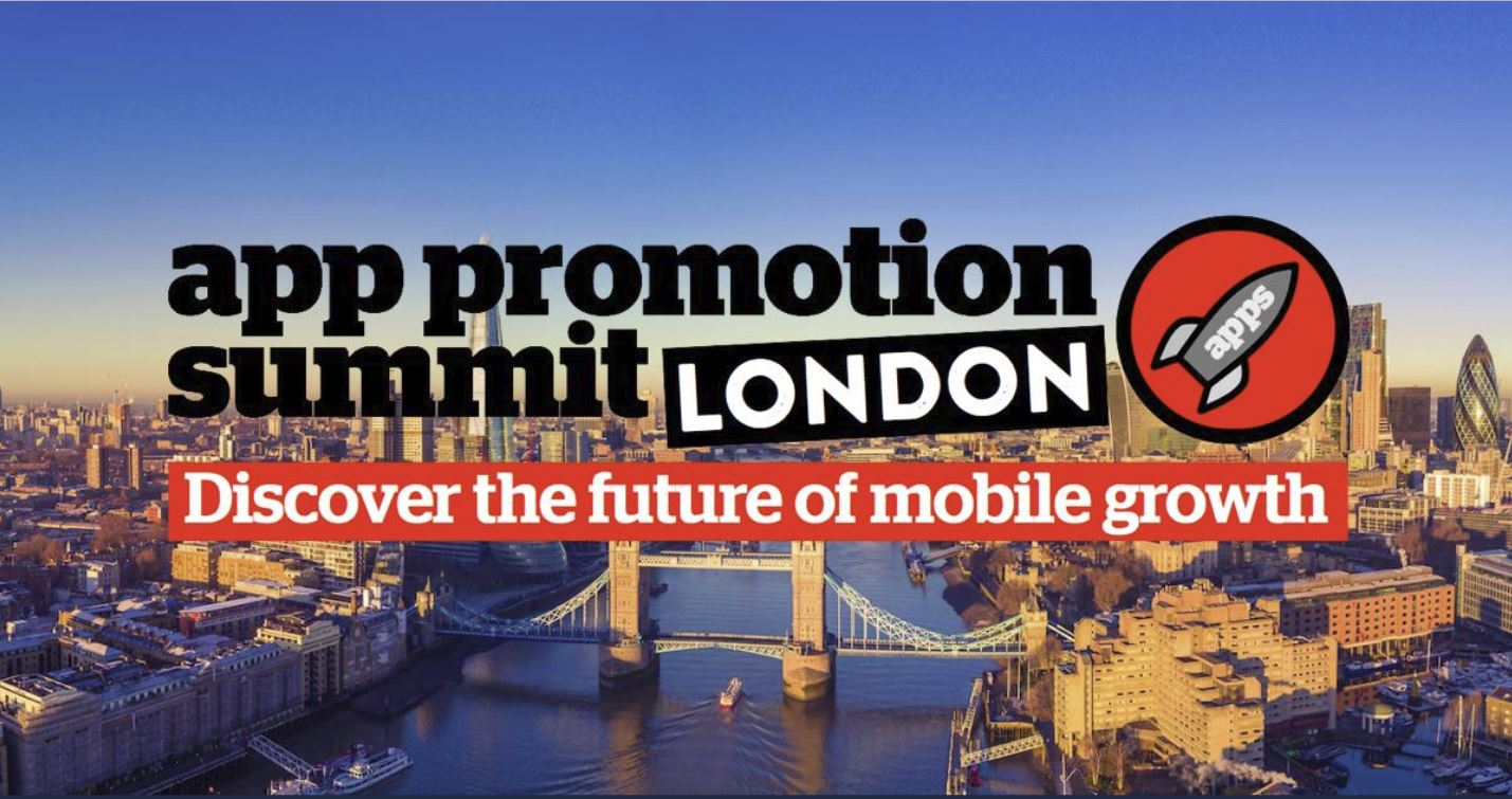 app promotion summit london