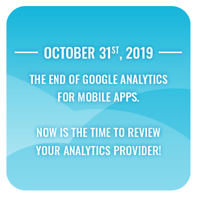 Google Analytics For Mobile Apps Shutting Down