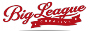big league creative company logo