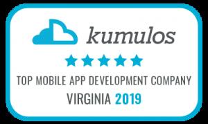top mobile app development company badge virginia