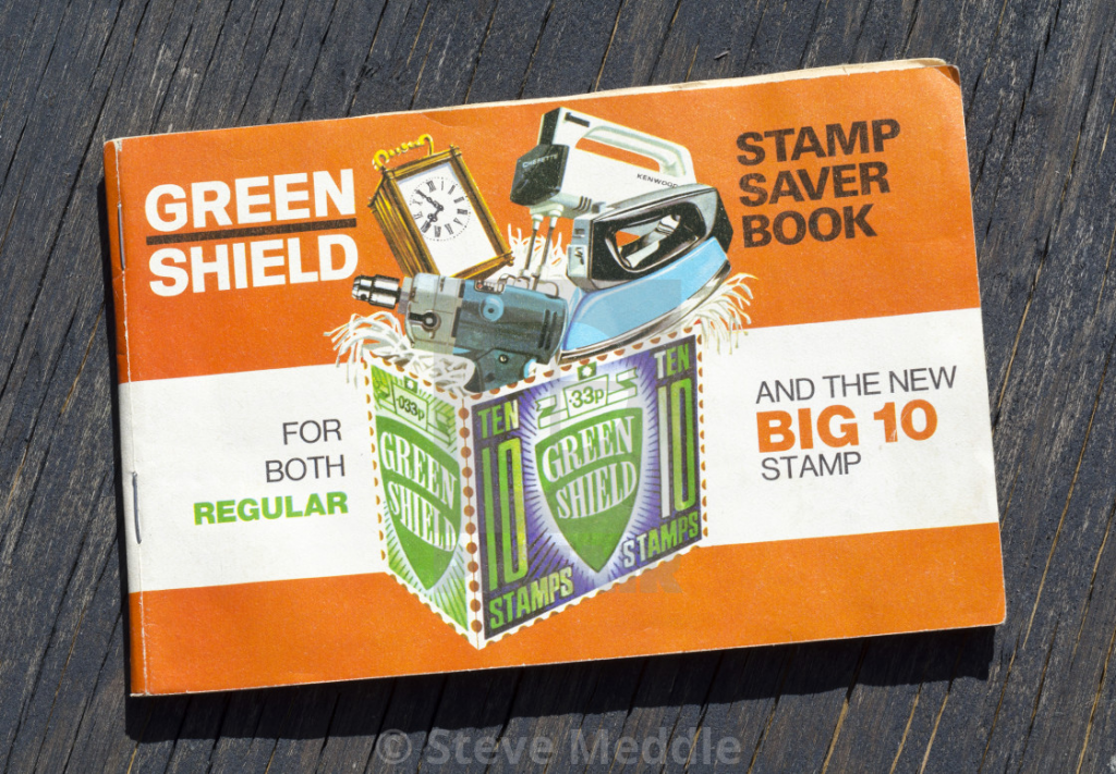 stamp saver book