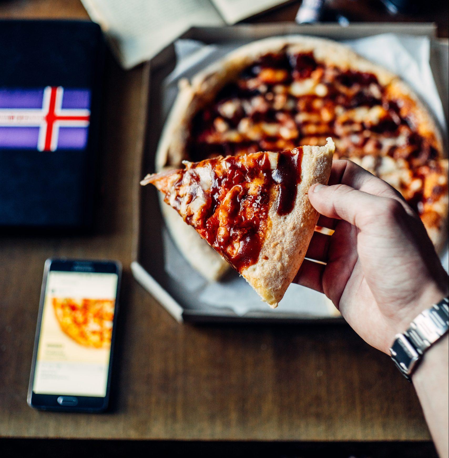 Pizza Loyalty App