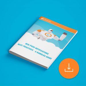 Web Push guide brochure